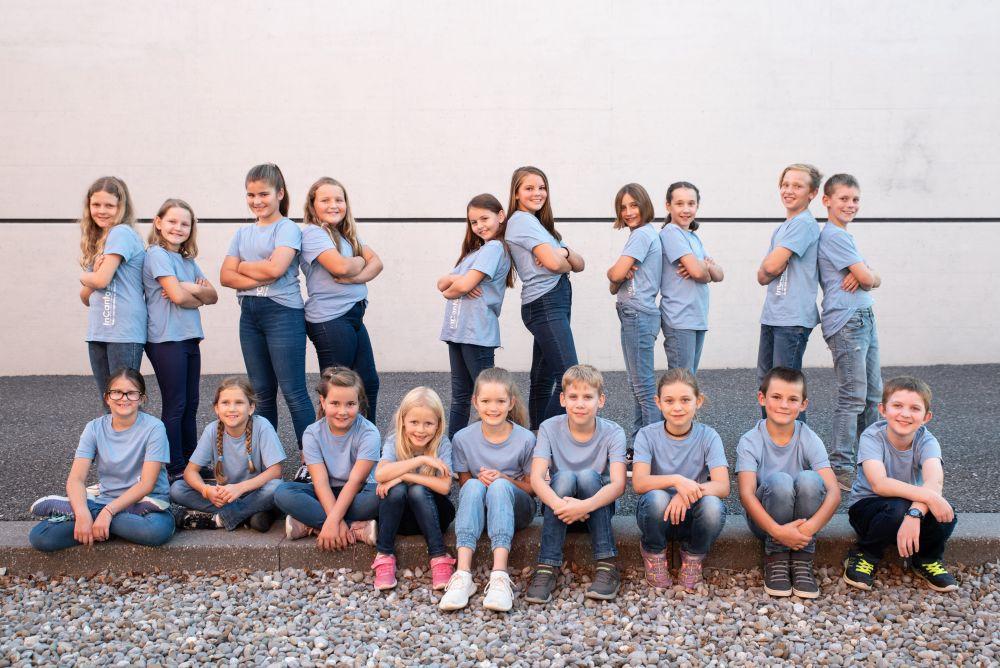 InCanto Oberseetal Kinderchor 2 Ballwil